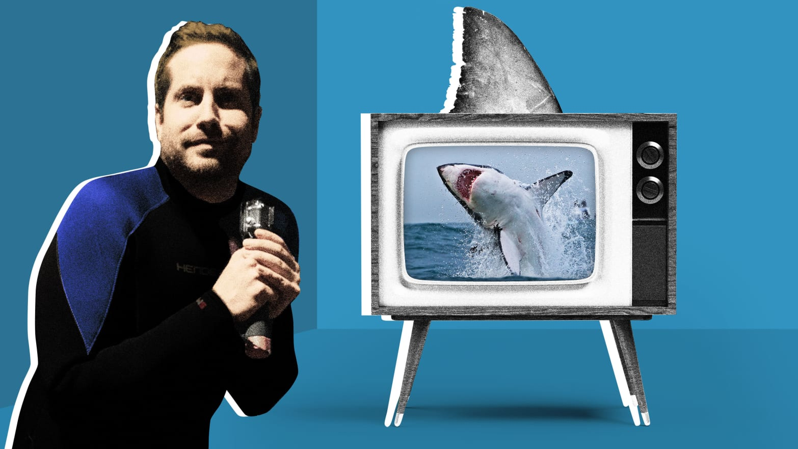 Why Do We Still Fantasize About Being Eaten by Sharks?