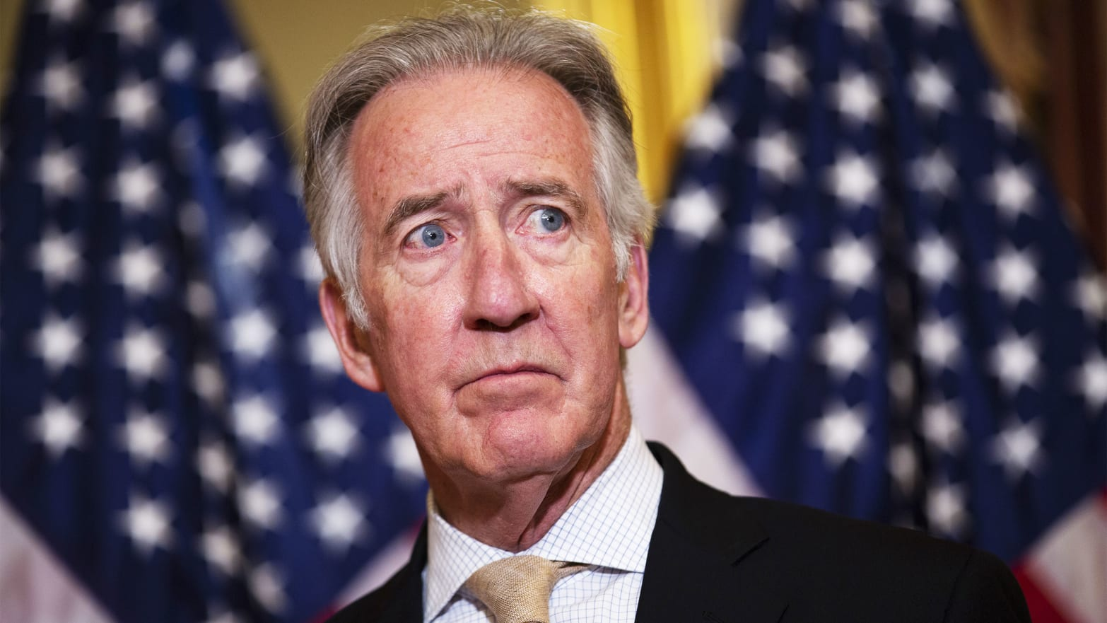 Richard Neal Slow-Walked Getting Trump's Taxes—Now He's Getting Primaried