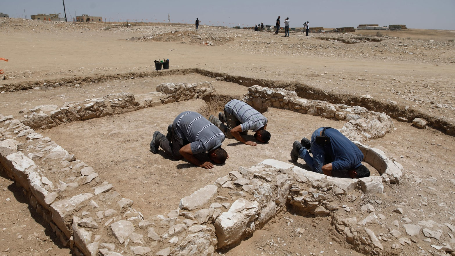 One of the Oldest Mosques in the World Was Just Discovered