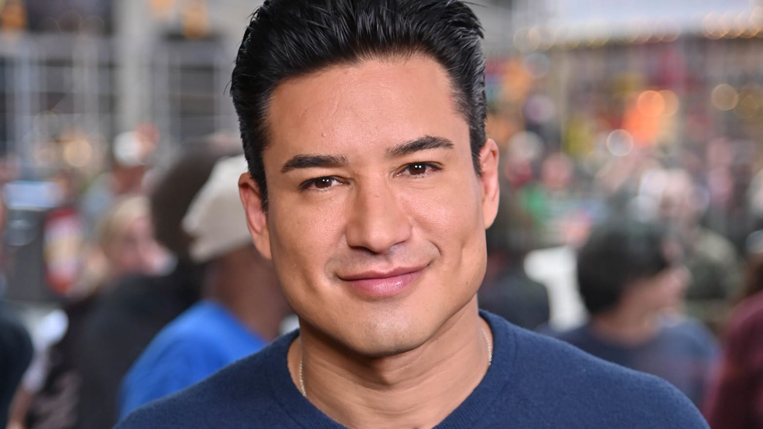 No Mario Lopez Supporting Trans Children Is Not Dangerous