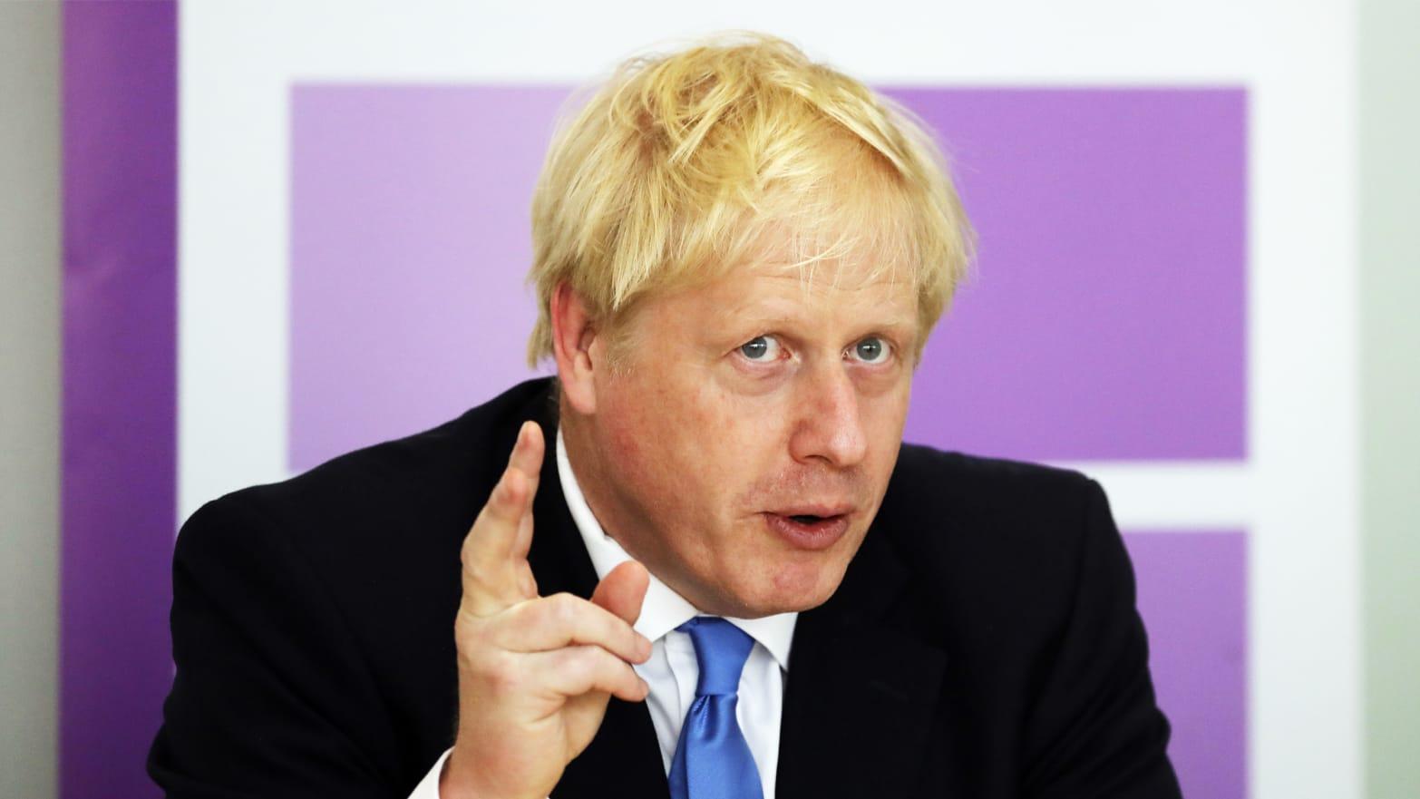 Image result for British Prime Minister Boris Johnson