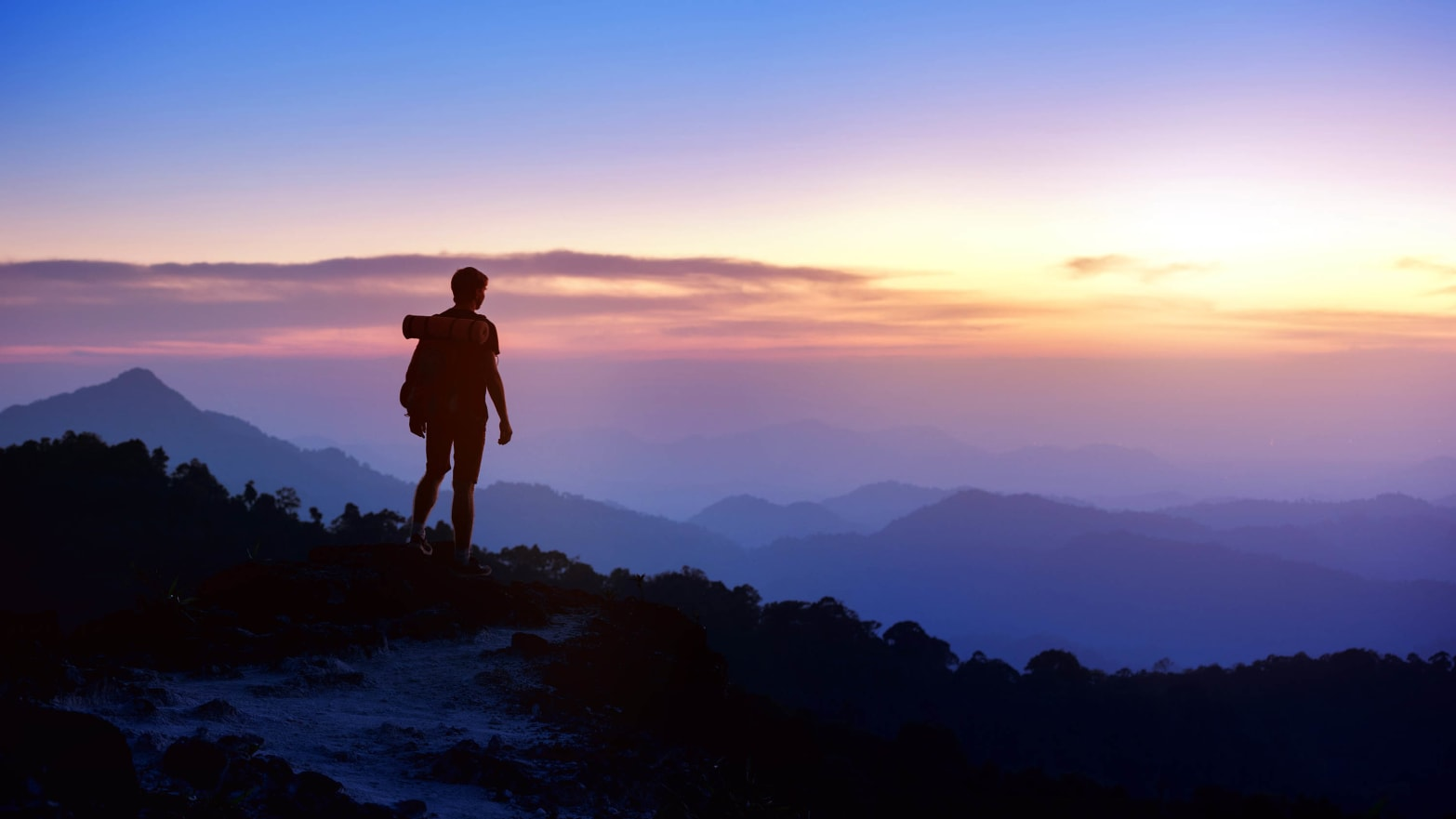 Why Backpackers Are Good at Saying Goodbye