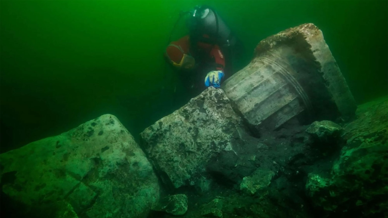 Heracleion: Treasure Trove Discovered at Egypt's Atlantis
