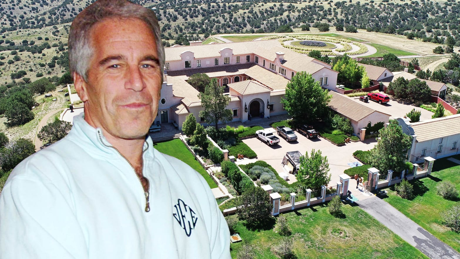 Jeffrey Epstein Seen With Young Girls as He Shopped for 'Baby Ranch