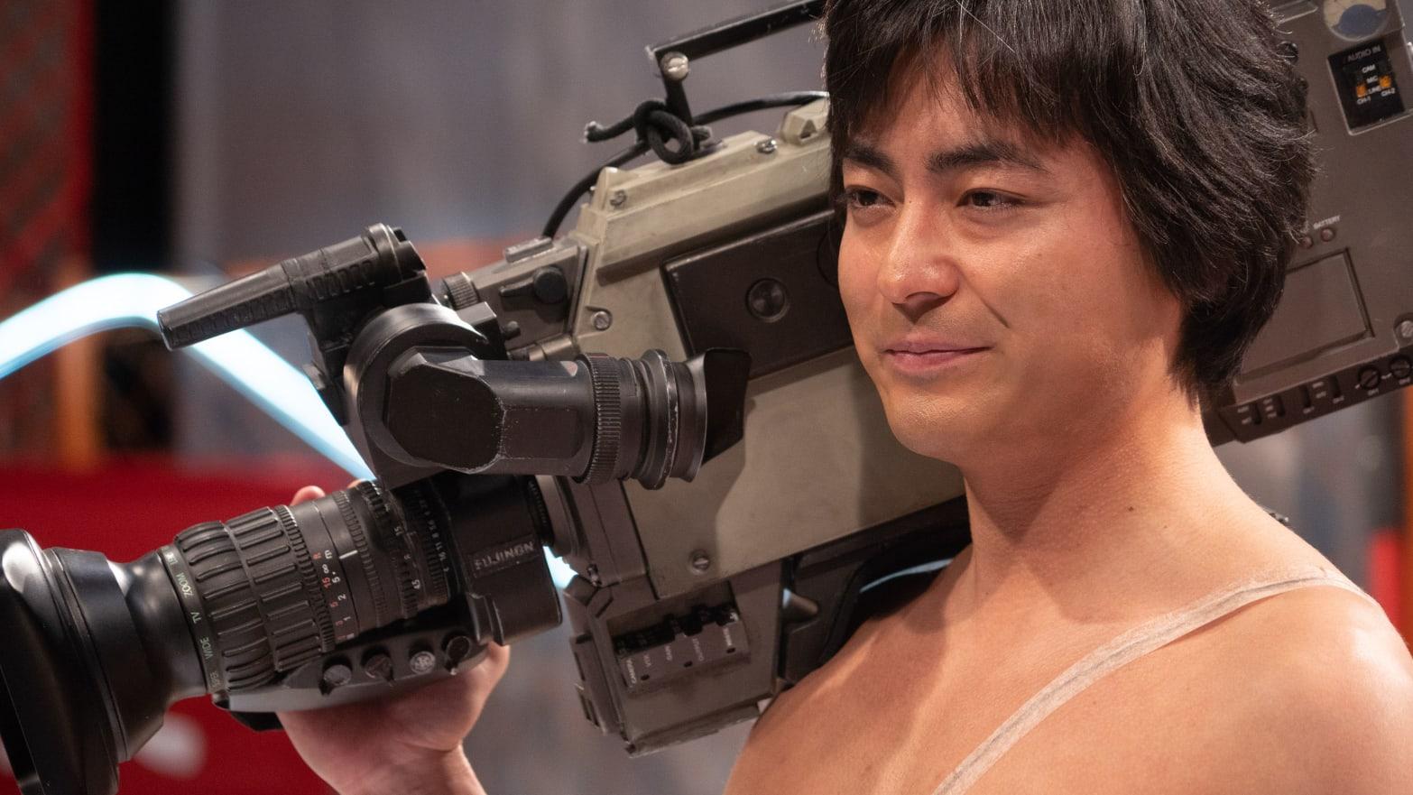 Netflix's 'The Naked Director': The Life of Toru Muranishi