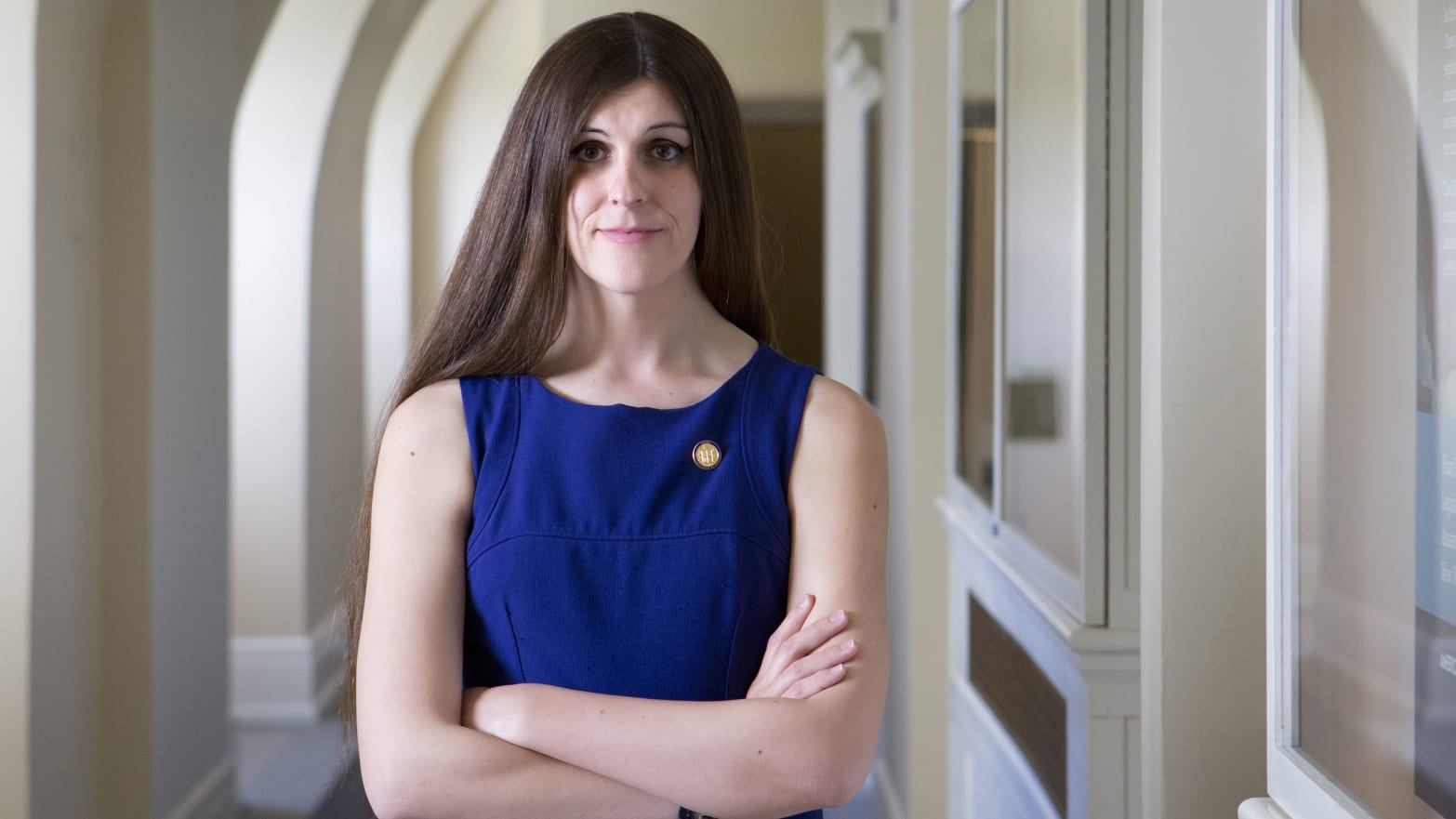 Danica Roem, Trans History Maker, Fights Another Anti-LGBT Candidate—and Their Donors—in Virginia