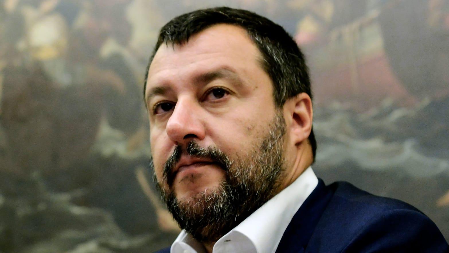 Steve Bannon's Populist Dream Shattered By Matteo Salvini's Power Play