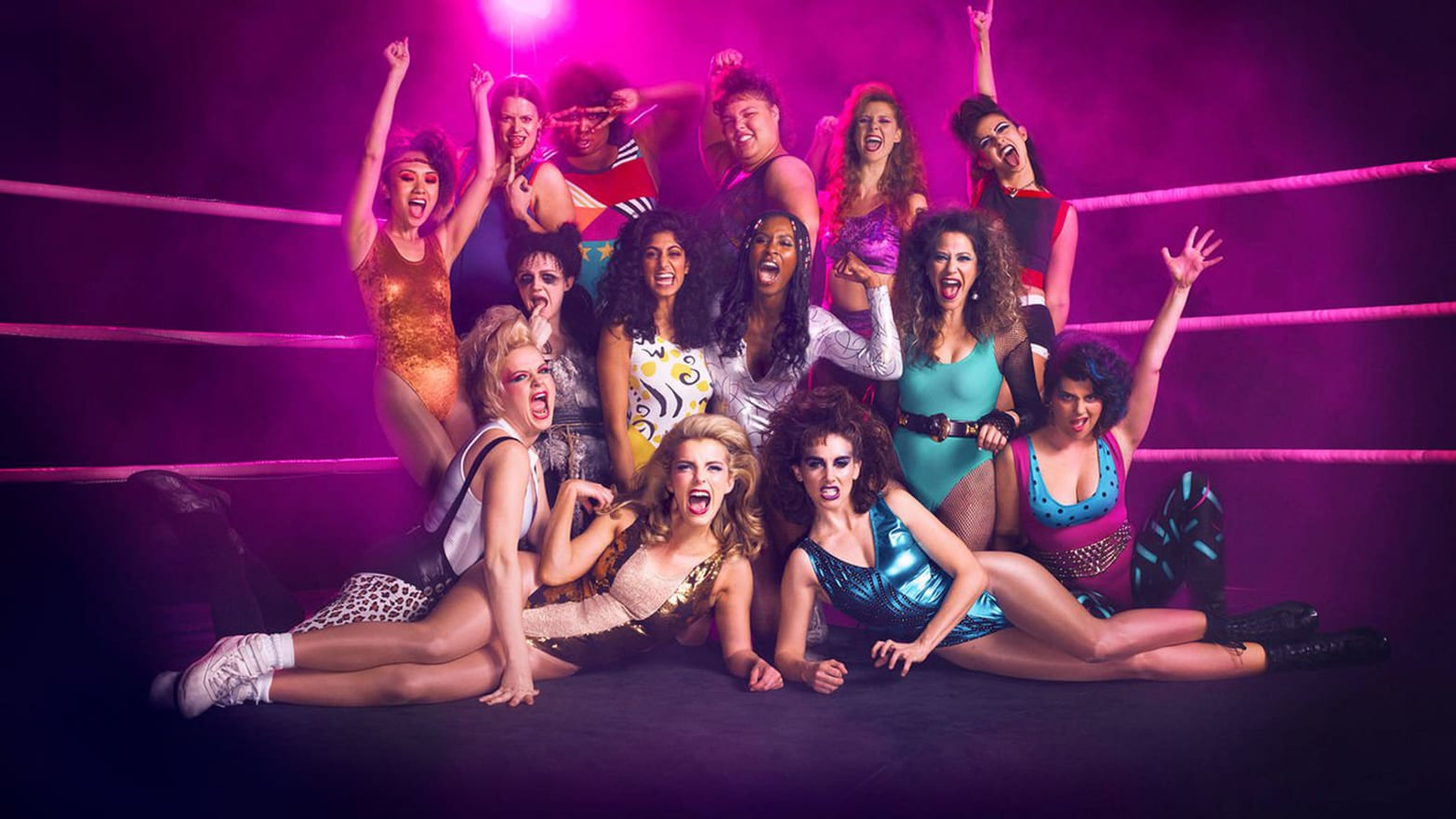 If 'GLOW' Doesn't Get Renewed for Season 4, We Riot