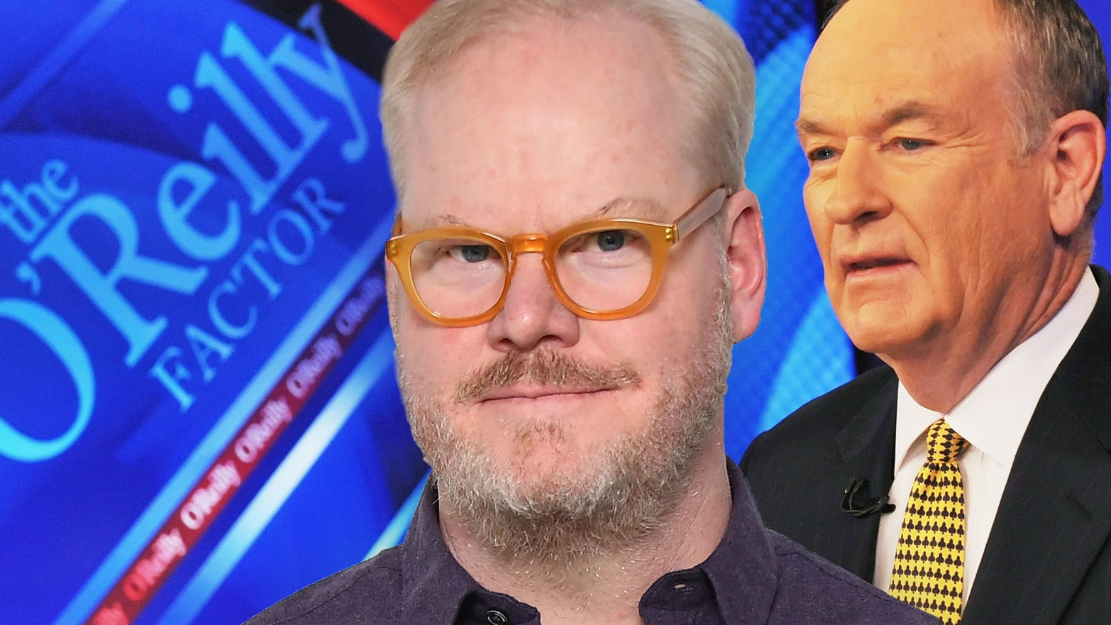 Jim Gaffigan: What It's Like to Get 'Attacked' by Bill O'Reilly on Fox News