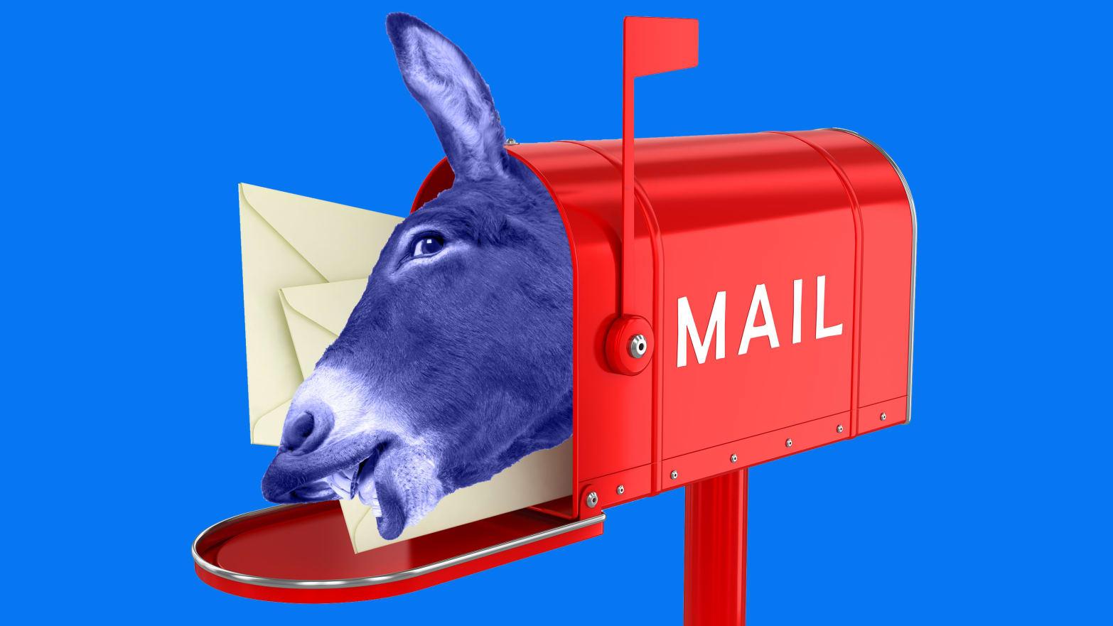 Dark-Money Group Quietly Hones House Dems' 2020 Messaging
