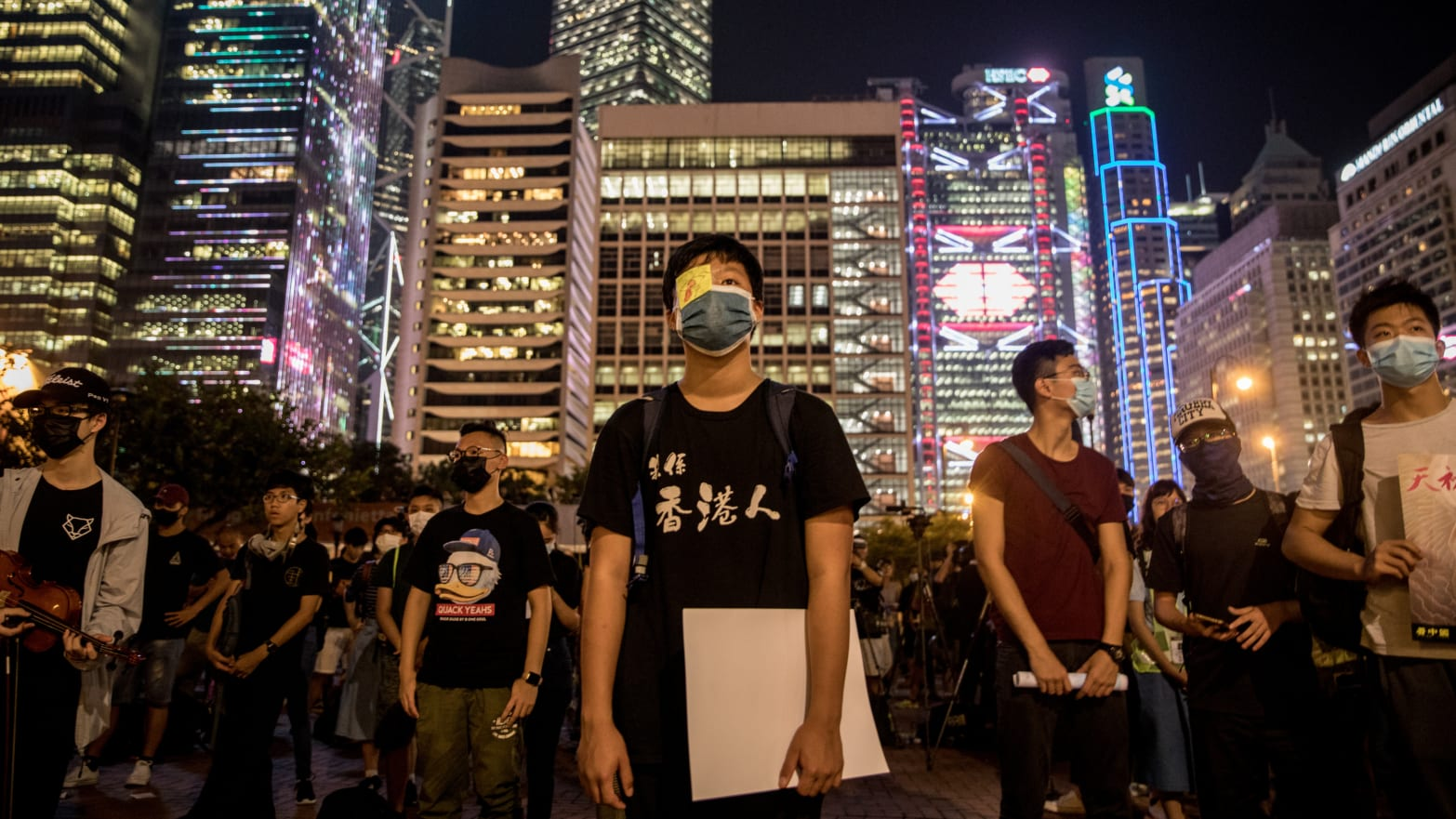 YouTube Disables Disinformation Campaign Targeting Hong Kong Protests