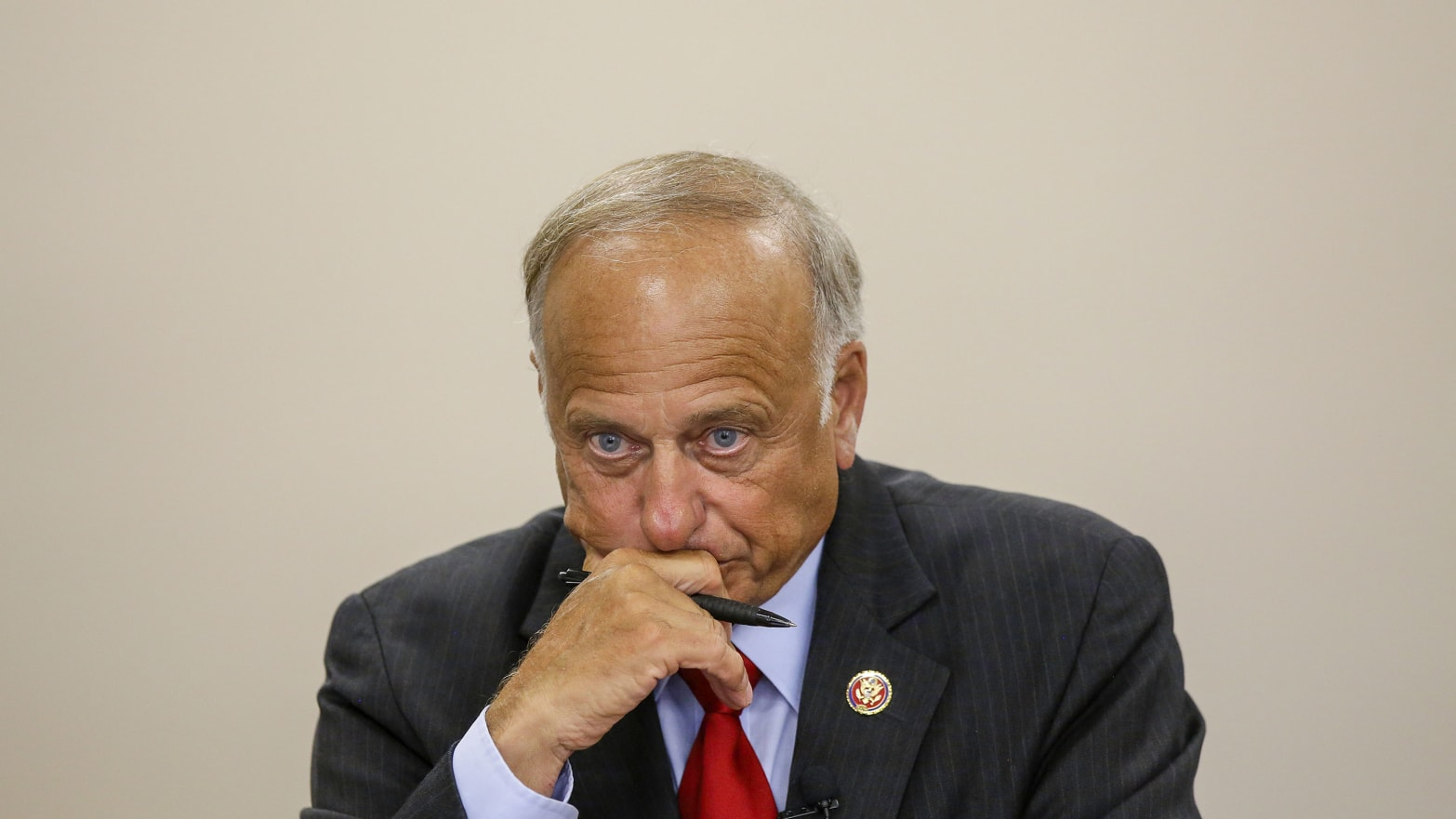 Steve King Is Broke And Has Been Abandoned by His Colleagues as He Runs for Re-Election