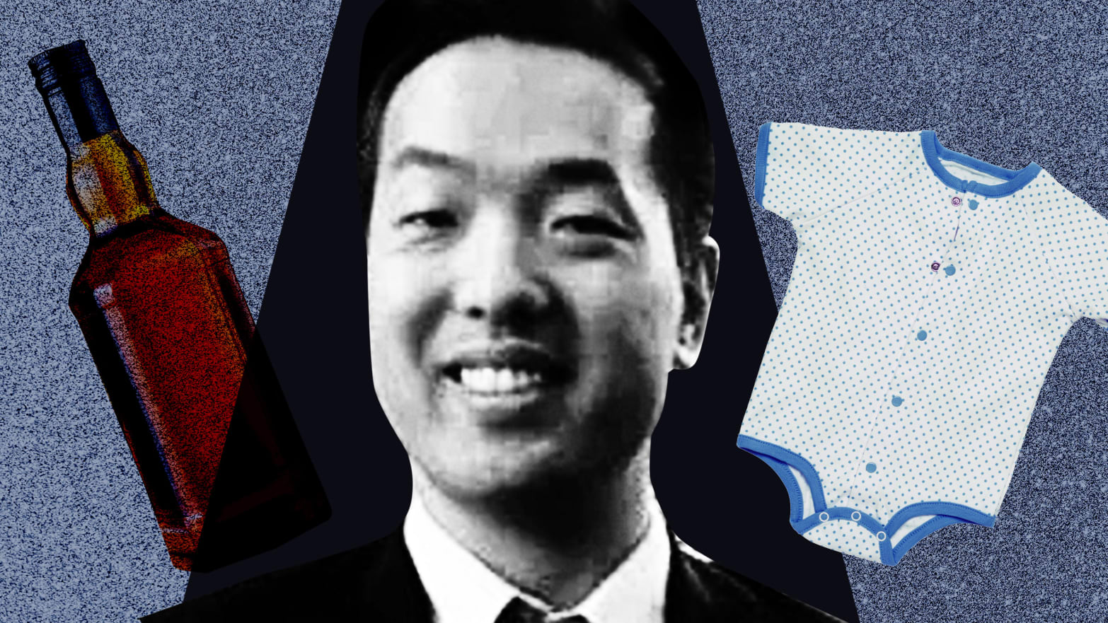 Why Was U.S. Scholar David An Getting Booze and Baby Clothes From Taiwanese Spies?