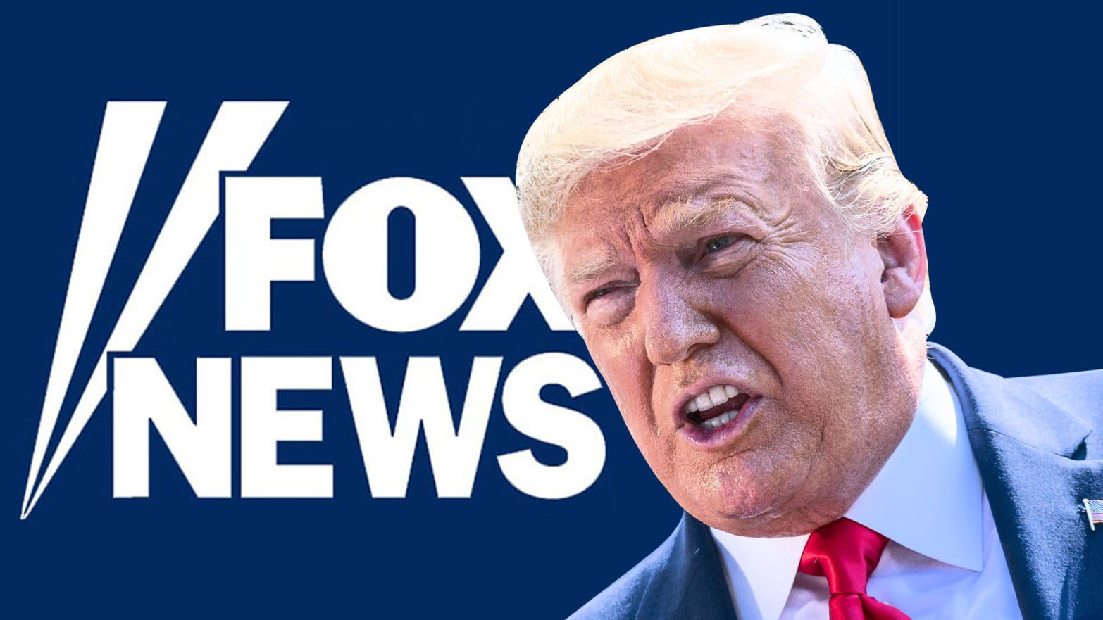 Fox News Stars Push Back as Trump Demands Loyalty: We Don't 'Work for You'