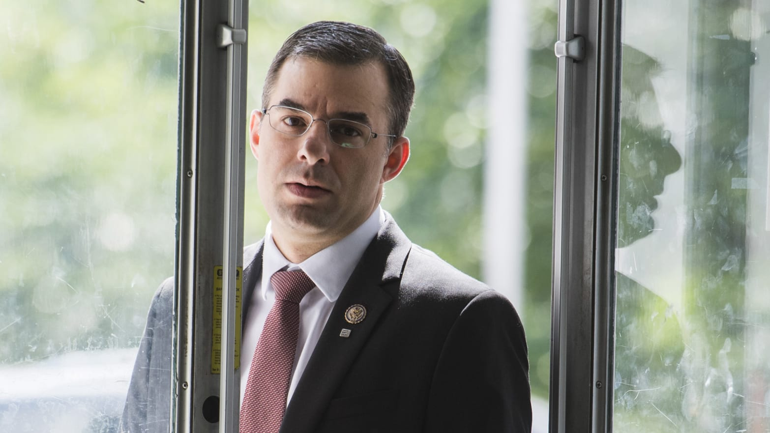 Justin Amash Has Been Coy About a Presidential Bid, Leaving Never Trumpers Searching for Clues