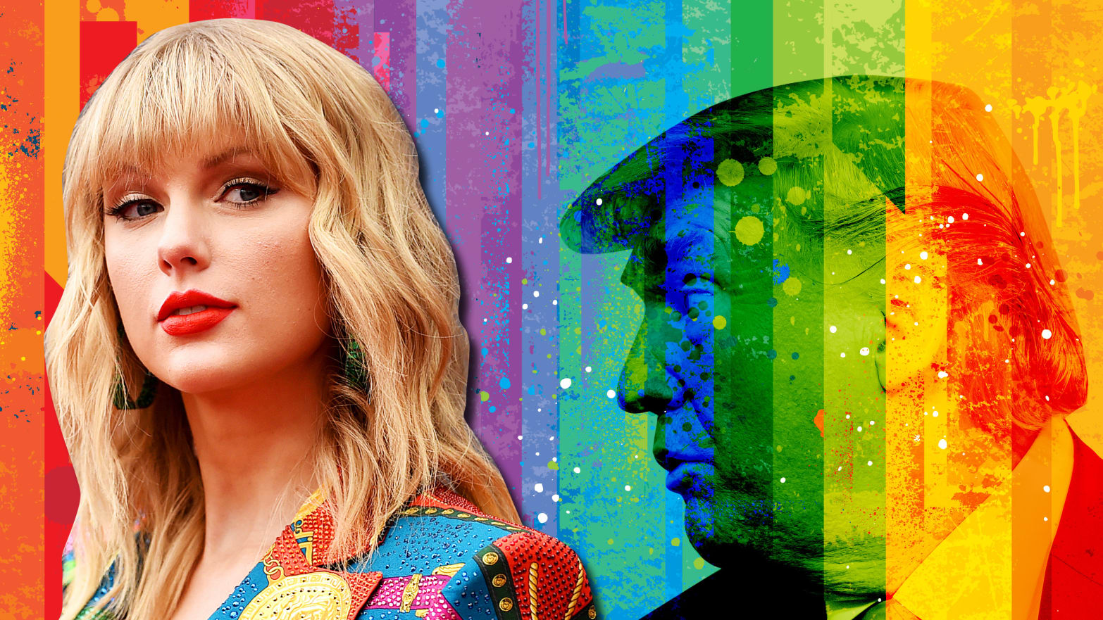 Why Taylor Swift Really Scares Trump On LGBTQ Rights