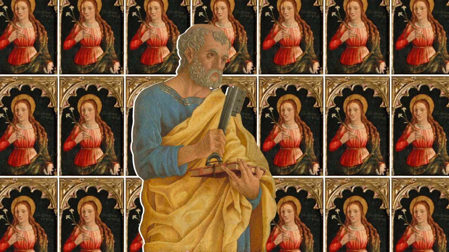 Why Did Saint Peter Paralyze His Own Daughter?