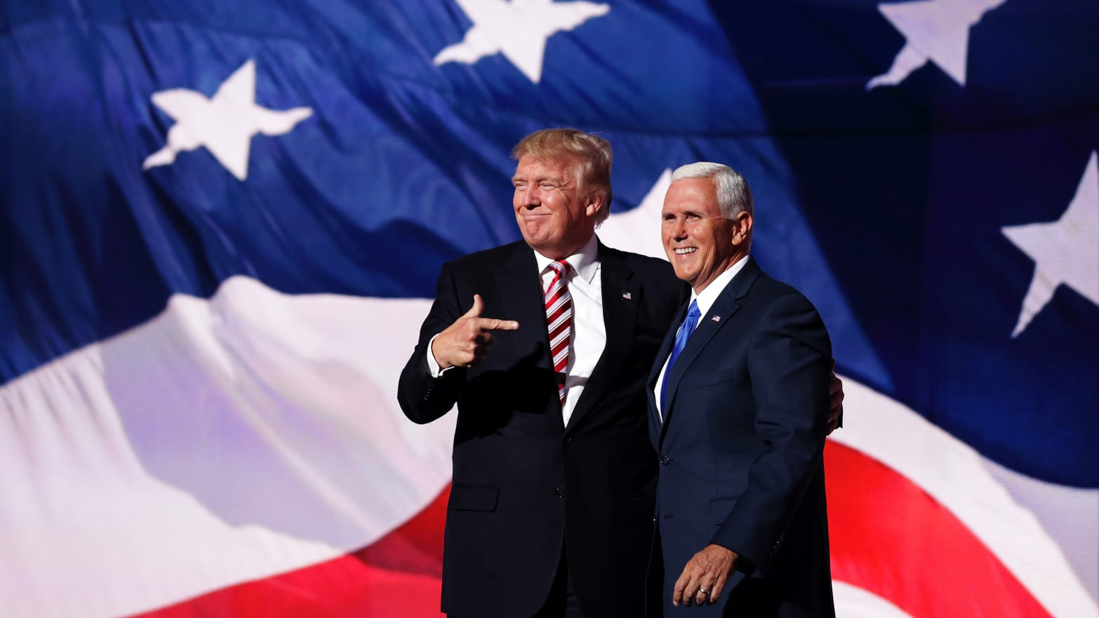 We Always Knew Mike Pence Was Irrelevant, and Now We Know He's Corrupt, Too