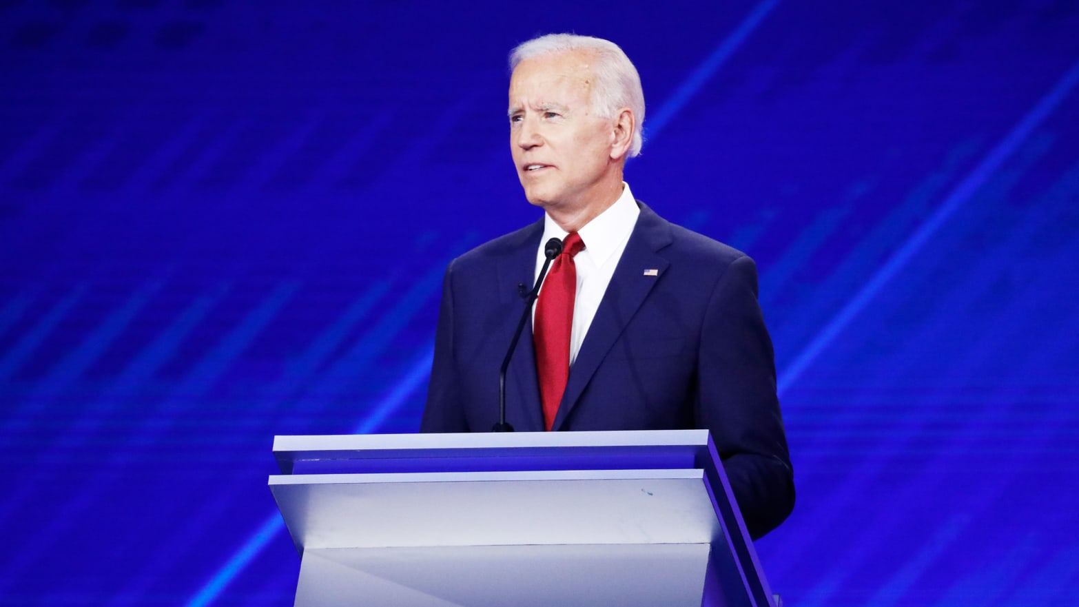 Democrats: You're Still Stuck With Joe Biden For Now