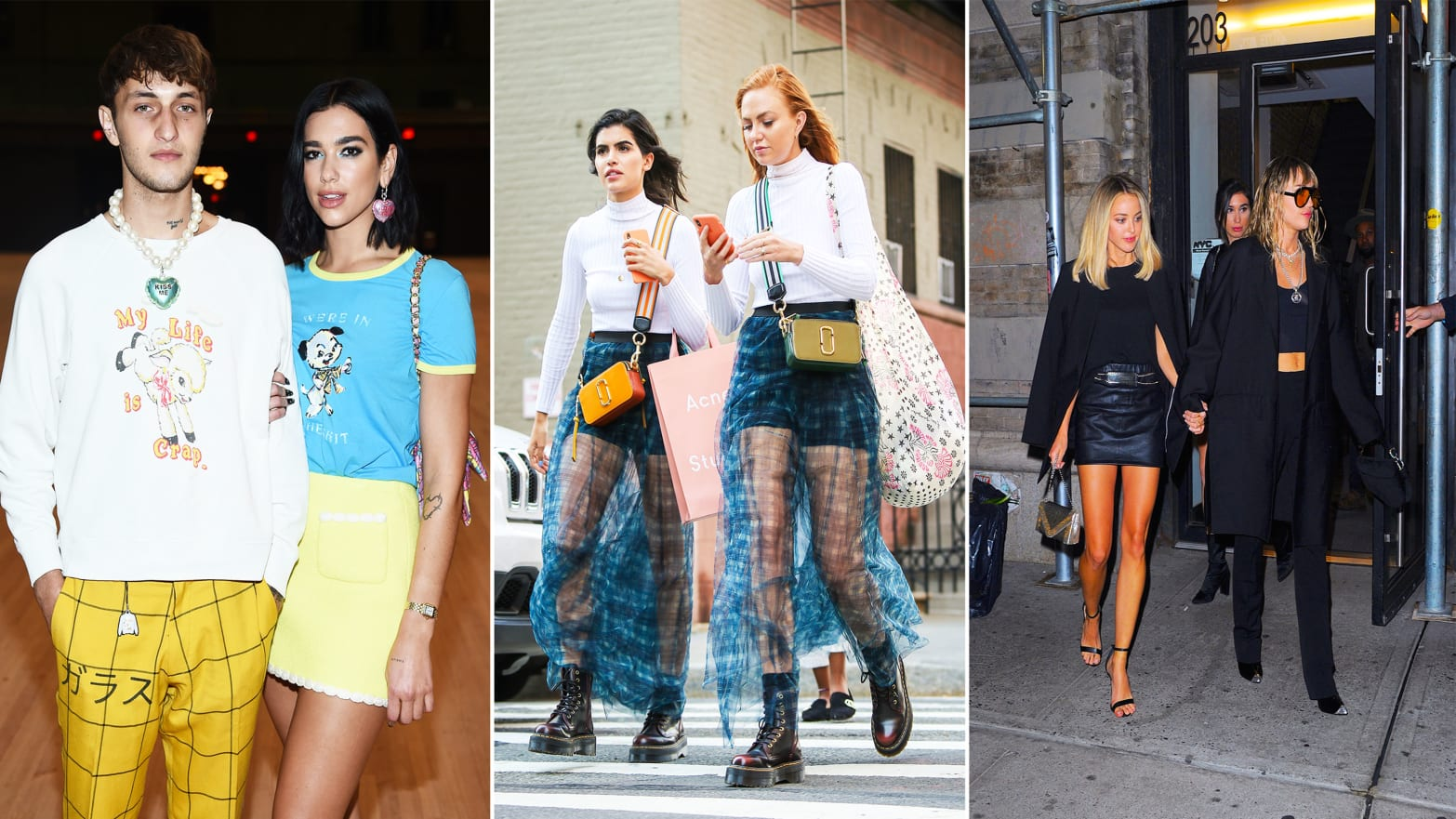 The Hottest Accessory Is Someone Dressed Exactly Like You