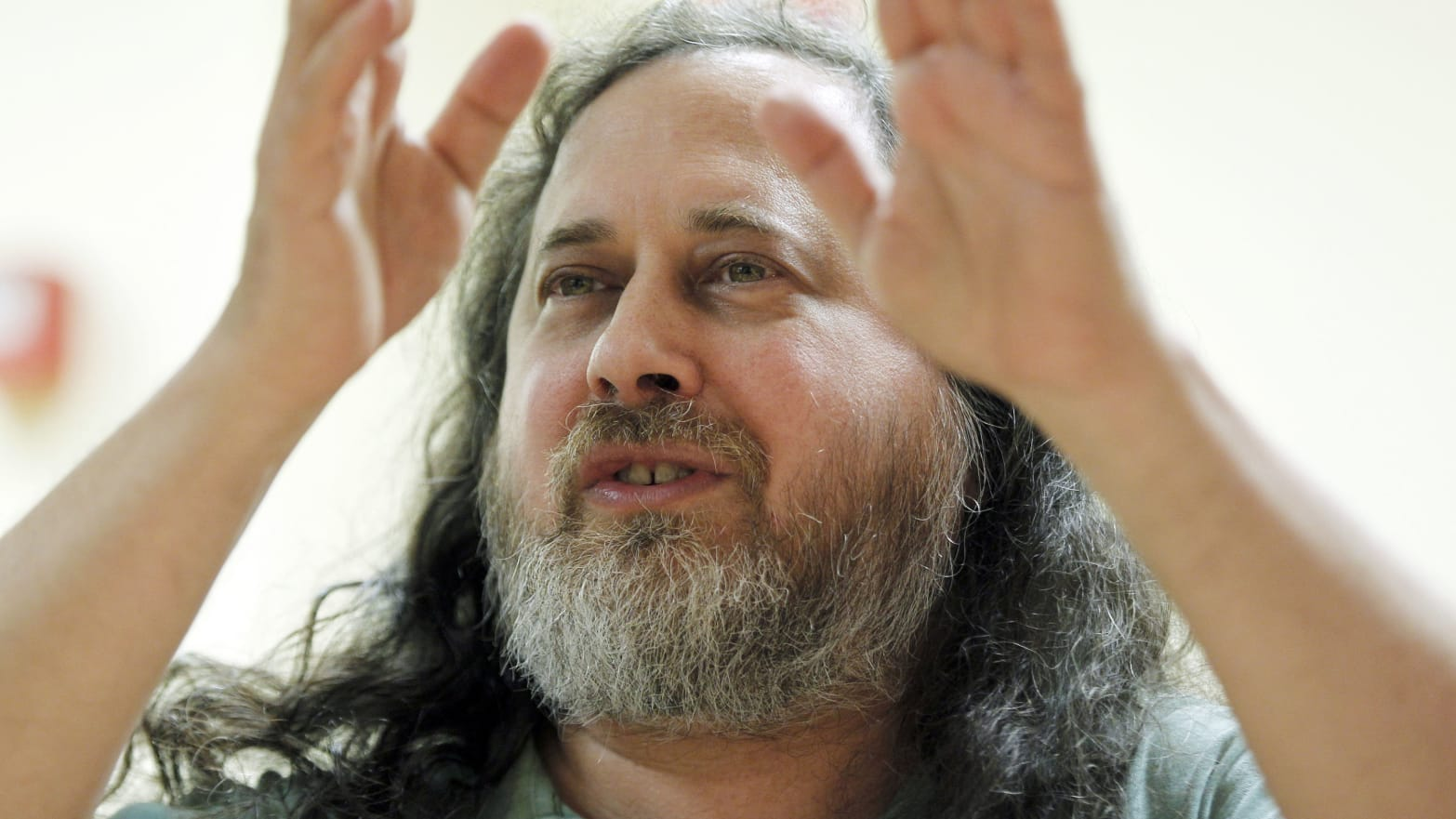 Famed MIT Computer Scientist Richard Stallman Defends Epstein: Victims Were 'Entirely Willing'