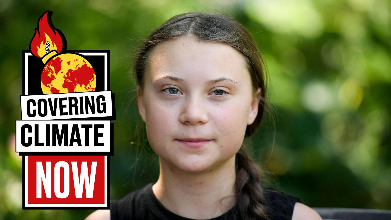 Greta Thunberg Is the Climate Heroine We Need