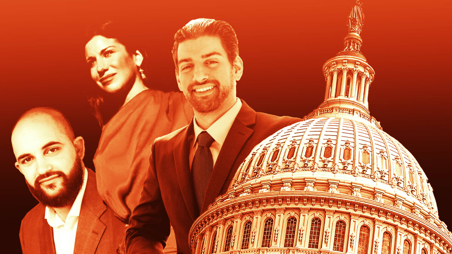 """Laura Loomer, Joey """"Salads"""" Saladino, and More Right-Wing Media Personalities Flood Into House Races"""