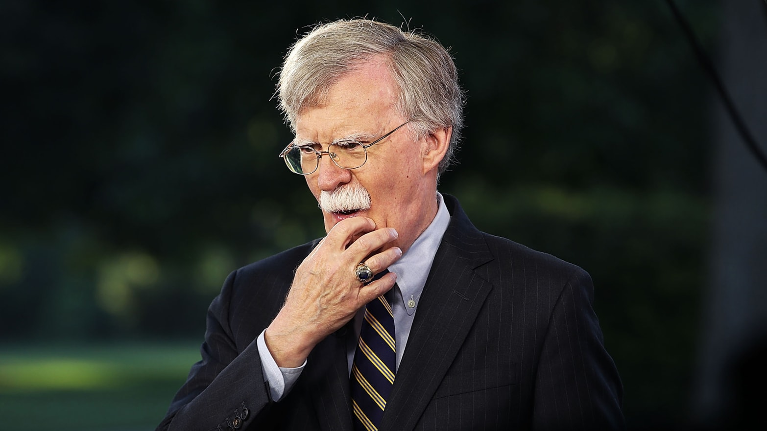 Former Trump Adviser John Bolton Already Talking with Book Agents: 'He Has A Lot to Dish'
