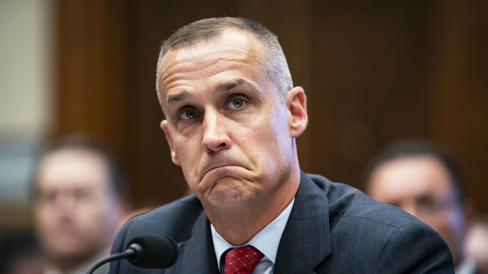 Corey Lewandowski's House Testimony Was Basically His Senate Campaign Launch