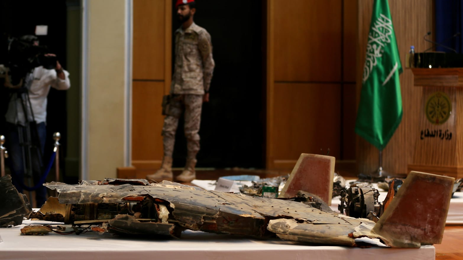 Made in Iran? The Clues Hidden in the Drones That Attacked Saudi Arabia
