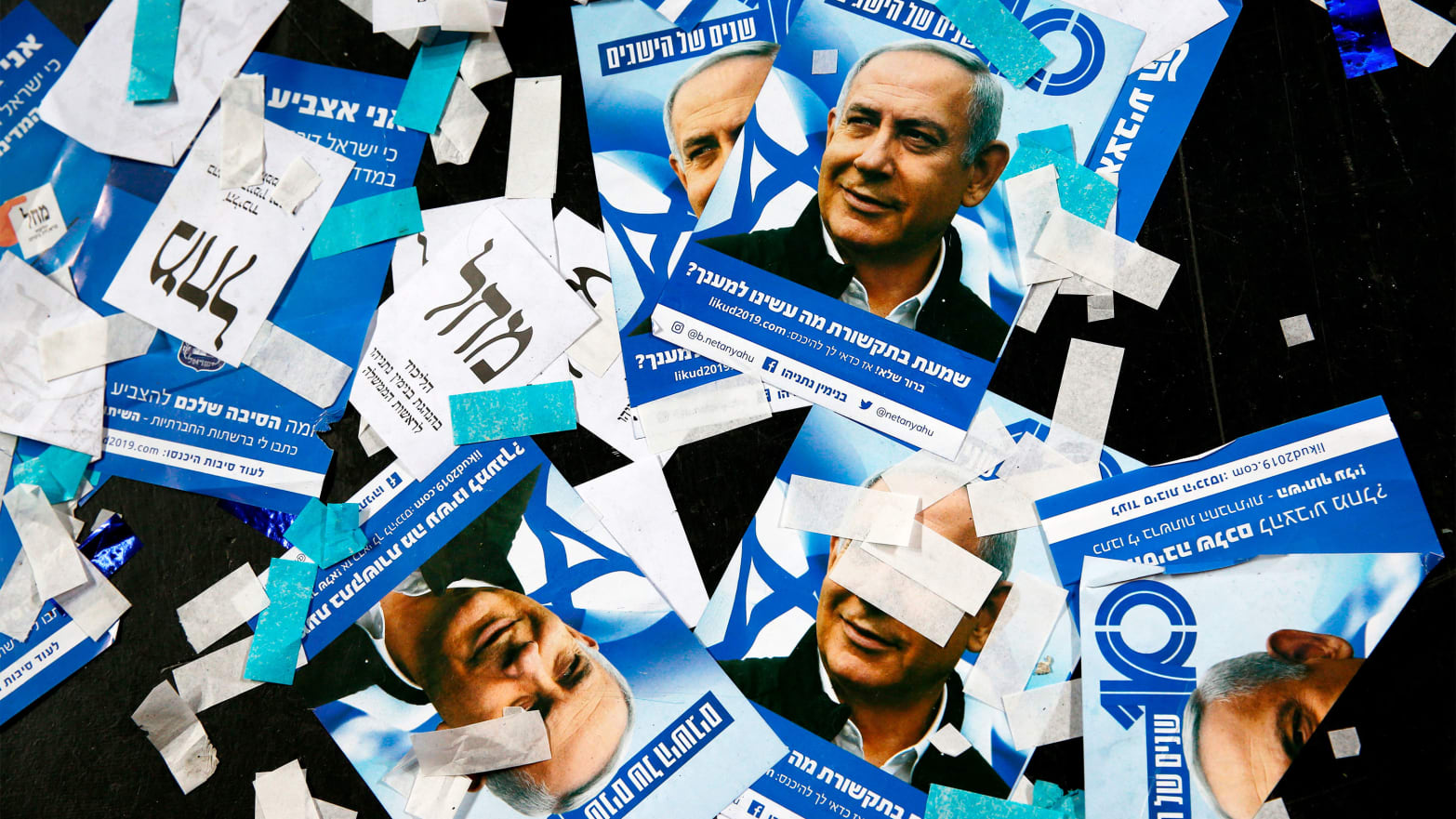 Benjamin Netanyahu Lost Israel's Elections. His Enemies Won. But Who Can Govern Israel?