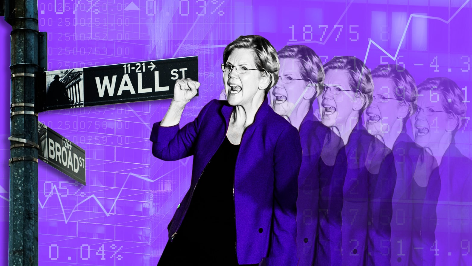 Wall Street for Elizabeth Warren: A Small Subset of the Financial Industry Is Backing the Senator