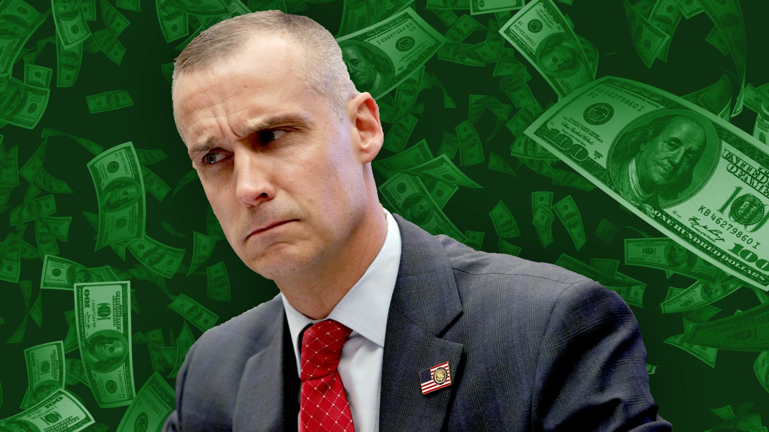 Corey Lewandowski and His Money Men Can't Get Their Stories Straight