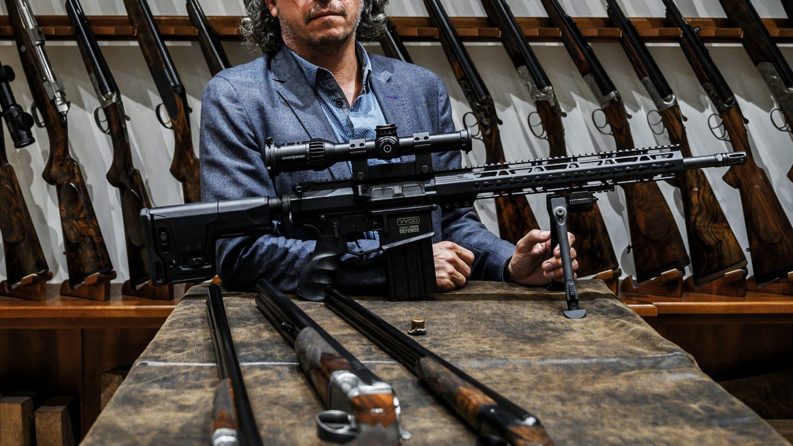 How Gunmakers Dealt Themselves a Get-Out-of-Jail Free Card