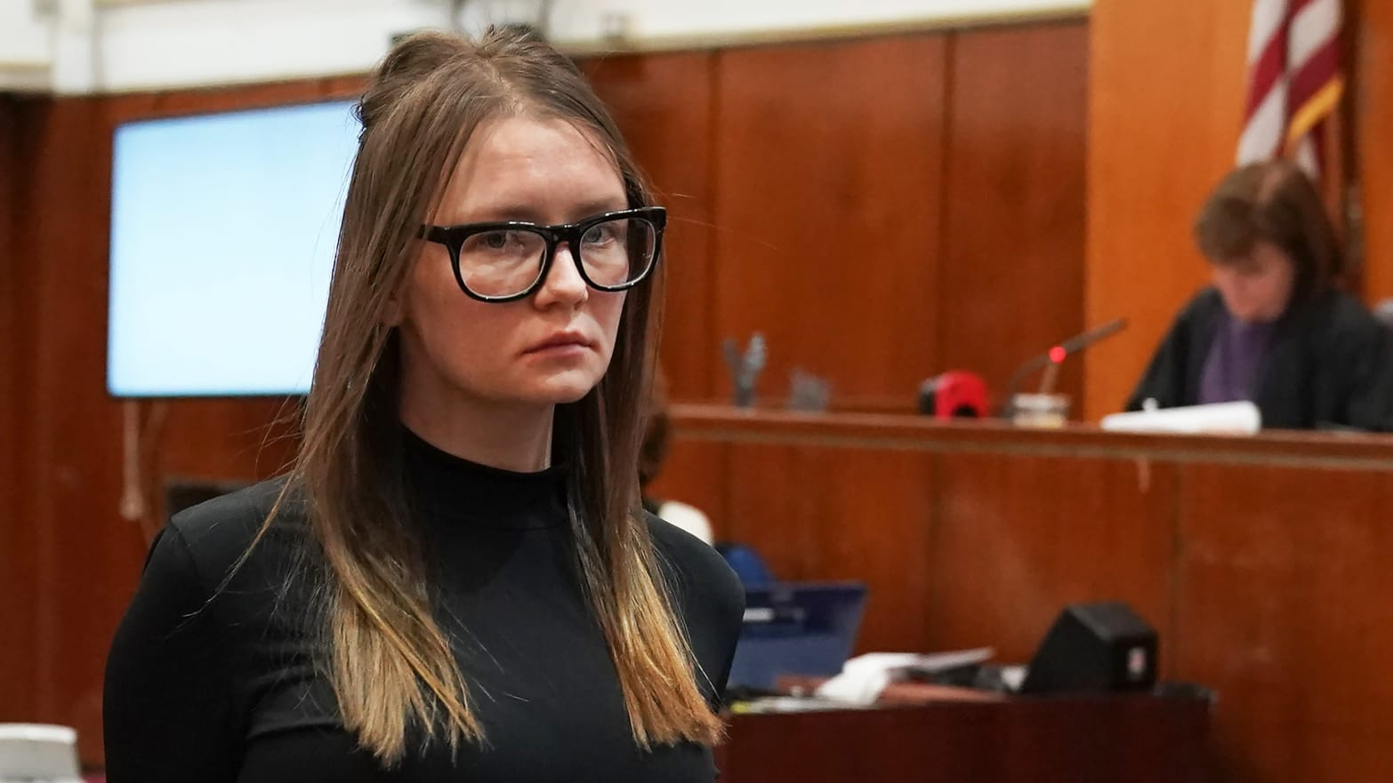 Anna Delvey, 'SoHo Grifter,' Becomes Art World Muse in New Installation About Courtroom Fashion
