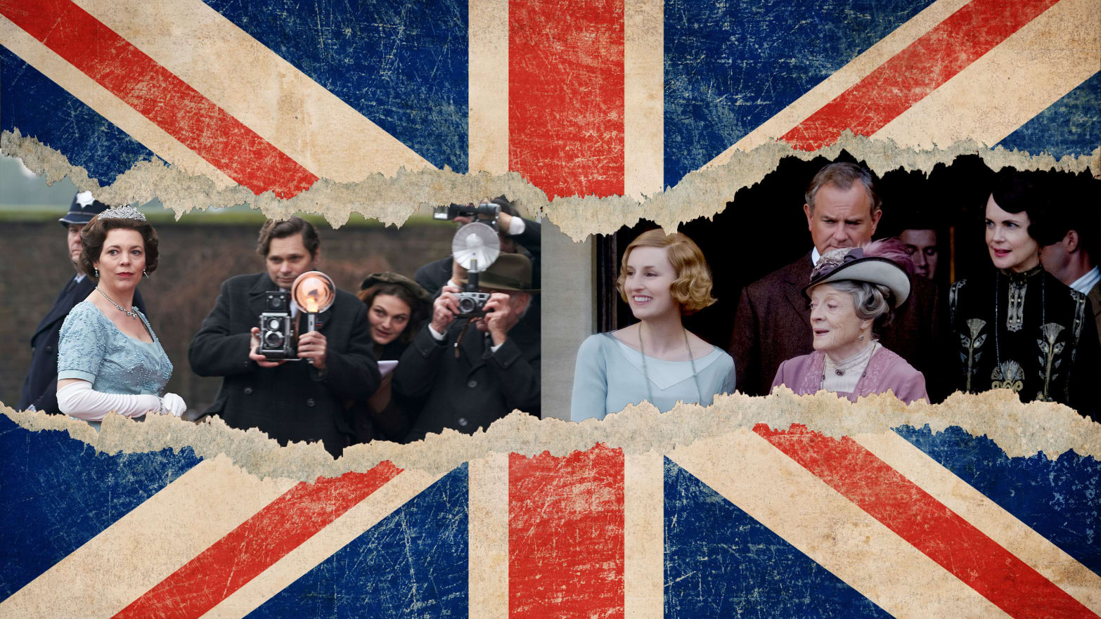 'Downton Abbey' and 'The Crown' Sell The Same B.S. as Brexit