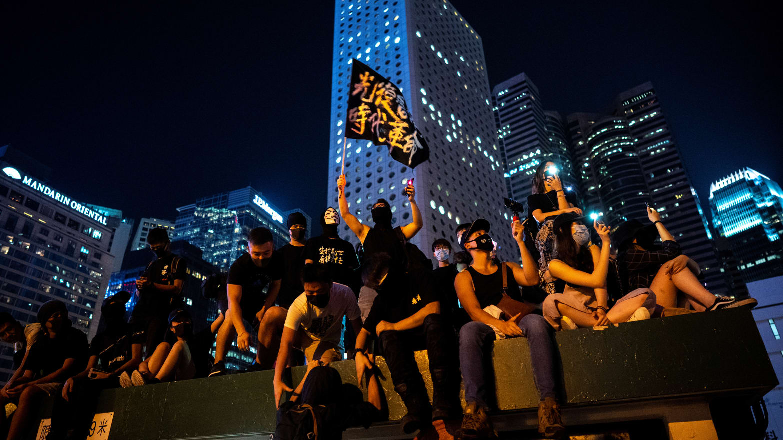 On Eve of PRC 70th, Hong Kong Protests Give the Lie to Beijing's 'One State, Two Systems' Fiction for Taiwan