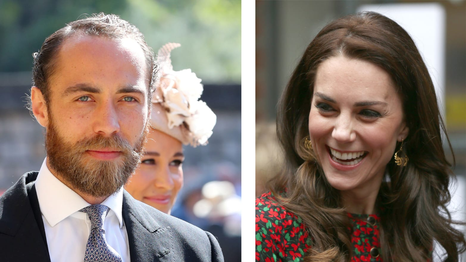 How Kate Accompanied James Middleton to Therapy