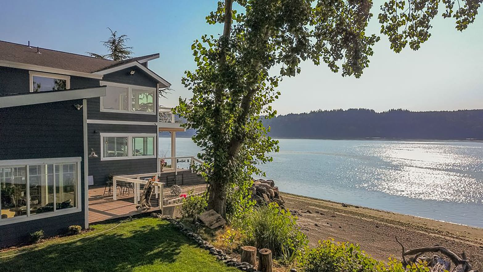 OMG, I Want to Rent This House: Vashon Island, Washington