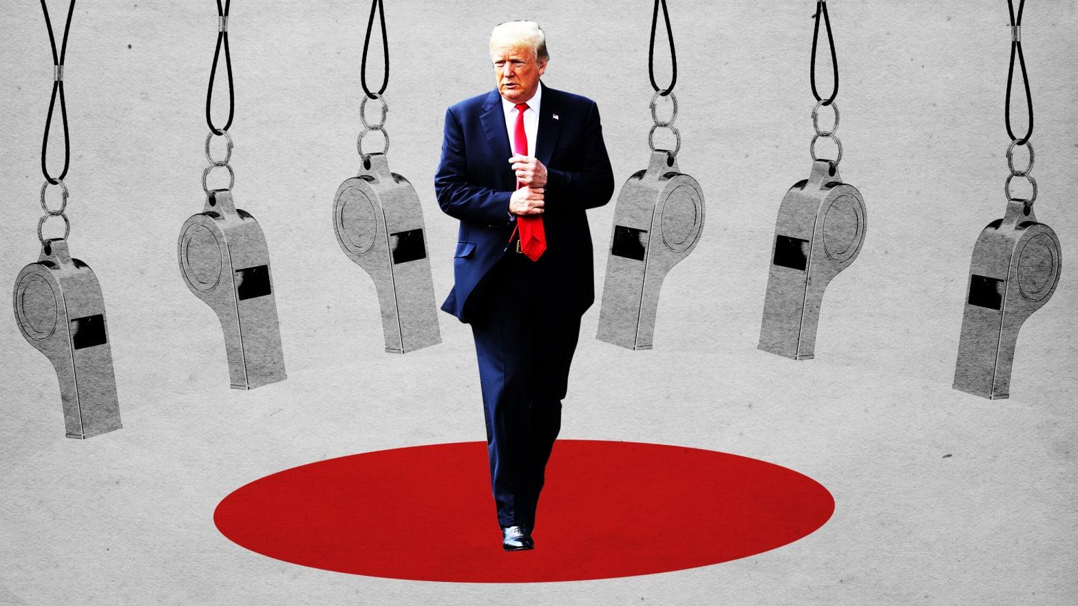 Trump Suspects a Spiteful John Bolton Is Behind Ukraine Leaks