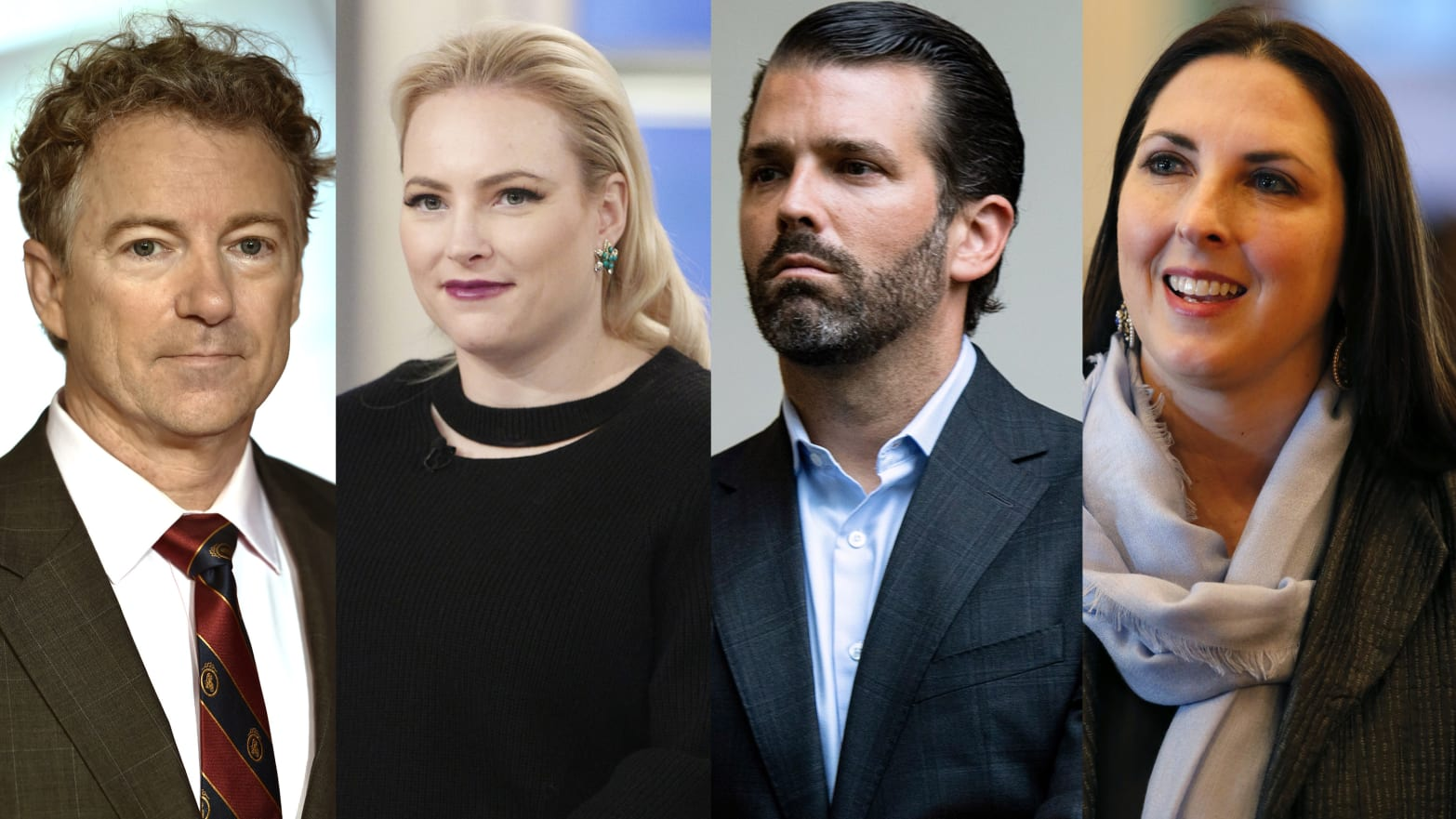 These Nepotists Have a Lot to Say About Hunter Biden's Nepotism