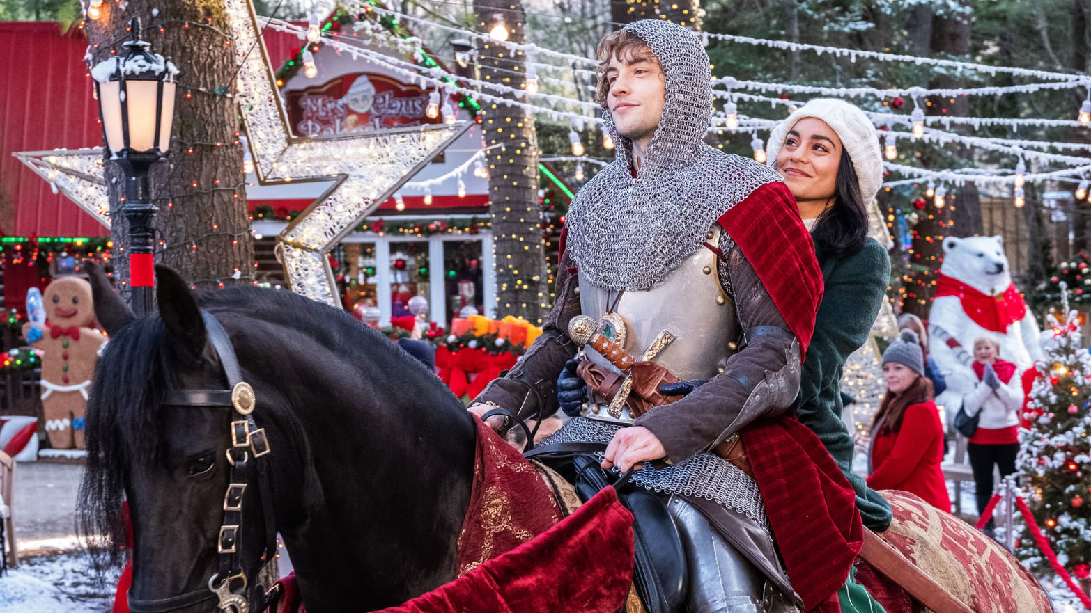 Netflix's 'The Knight Before Christmas