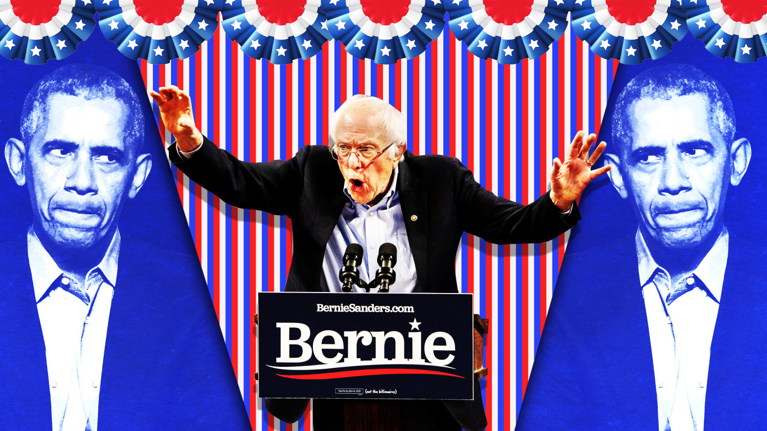 Bernie Sanders Supporters Cry Foul As DNC Seeks To Steal The Nomination From Him Once Again…