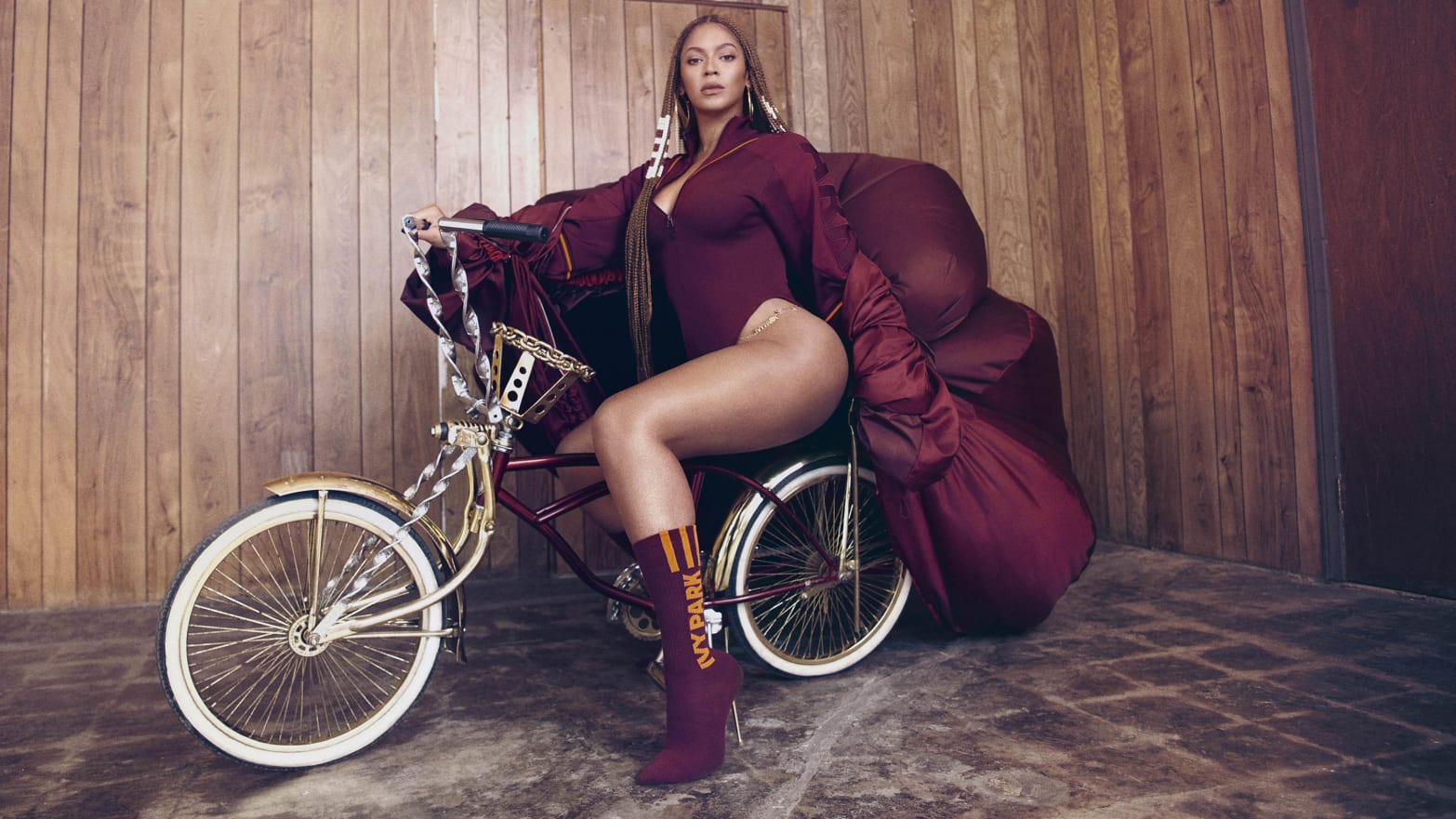 Beyonce Does Athleisure On Her Own Terms With Ivy Park S Re