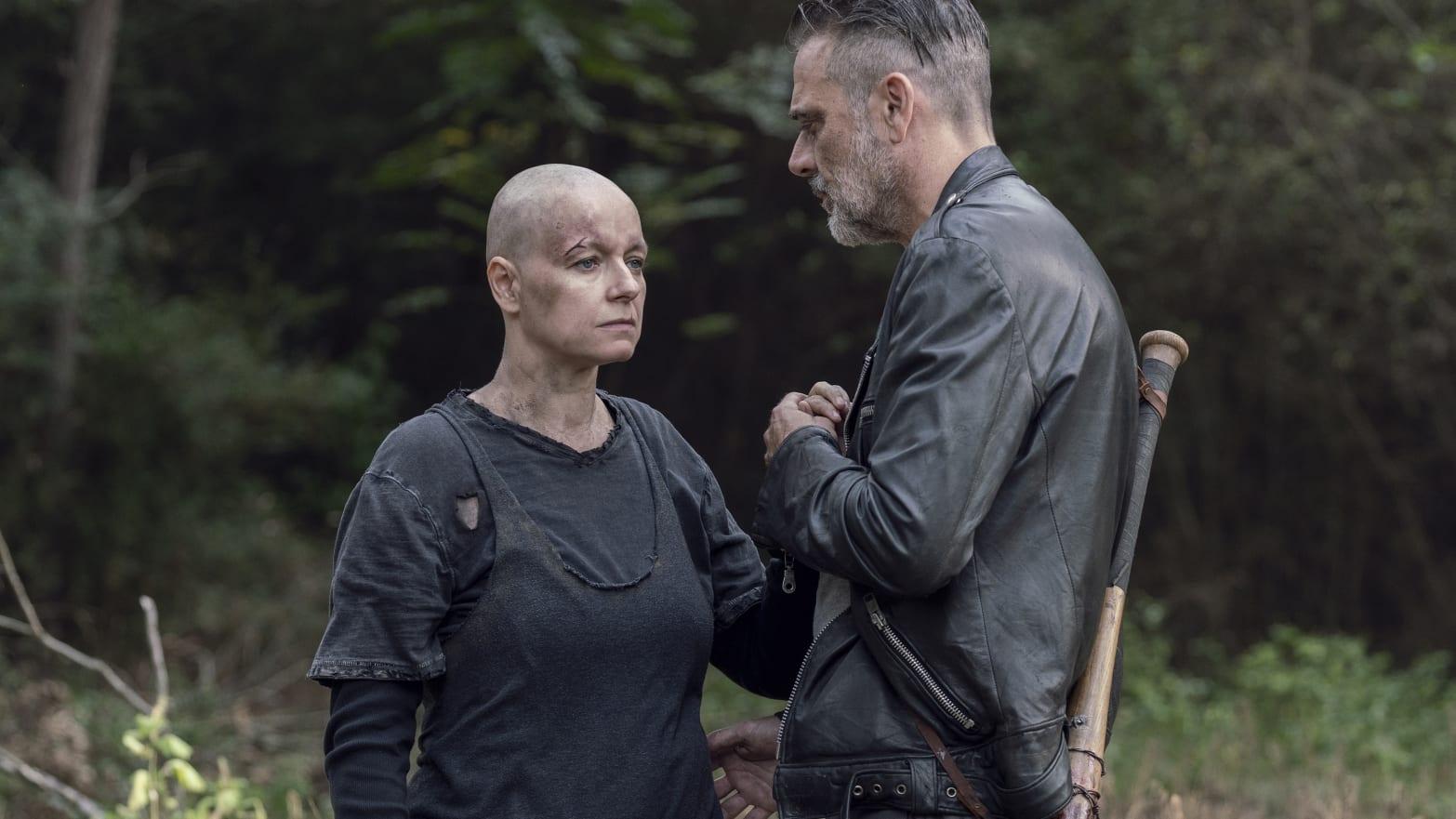 The Walking Dead Showrunner Angela Kang Breaks Down Season S