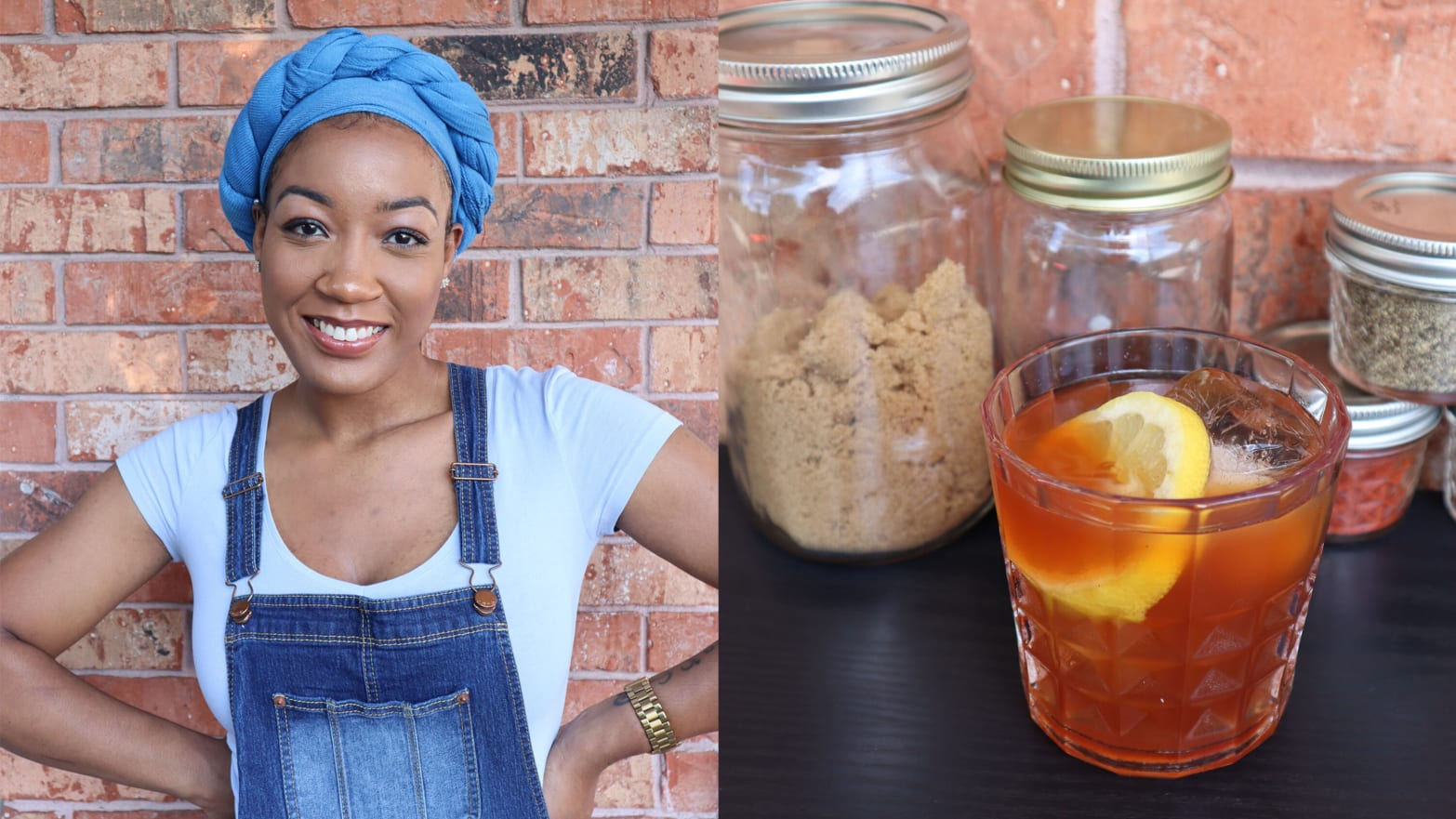 Try the Smoked BBQ Old-Fashioned By J'Nai Williams ...