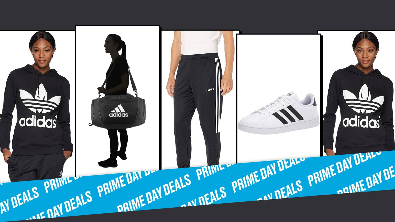 rango maquinilla de afeitar colorante  Adidas Amazon Prime Day Sale