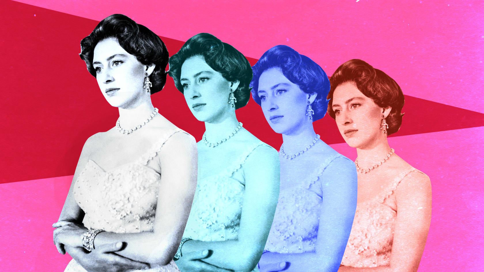 How The Rogue Princess Margaret Of The Crown Went Off The Rails