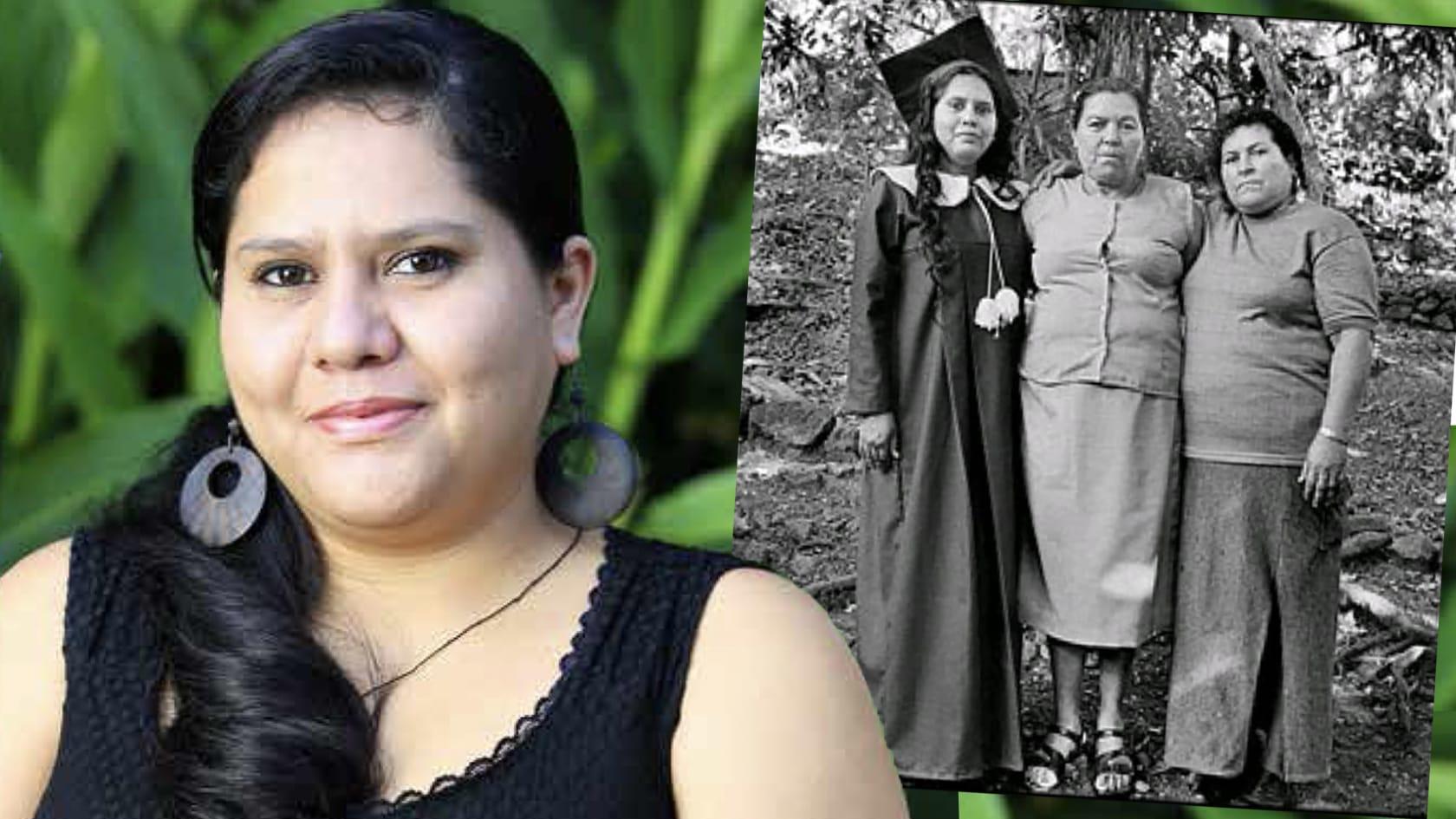 Her Family Survived the El Mozote Massacre. Now She's Fleeing El Salvador's Gangs.