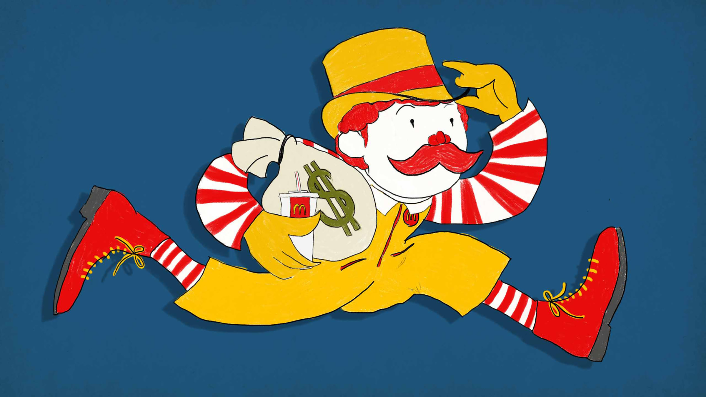 How Ex-Cop Jerome Jacobson Rigged McDonald's Monopoly Game and Stole Millions